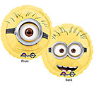 "17"" DESPICABLE ME MINION FACE"