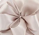 #9 OYSTER DOUBLE FACE SATIN RIBBON