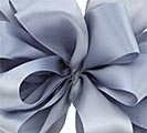 #9 DUSTY BLUE DOUBLE FACE SATIN RIBBON
