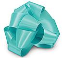 #9 DIAMOND BLUE DOUBLE FACE SATIN RIBBON