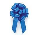 #5 ROYAL BLUE BOW