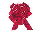 METALLIC RED PULL BOW #9