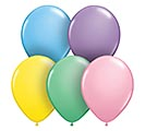"11"" QUALATEX PASTEL ASSORTMENT"