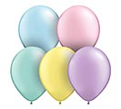 "11"" QUALATEX PASTEL PEARLS ASSORTMENT"