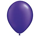 "11"" QUALATEX PEARL PURPLE LATEX"