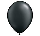 "11"" QUALATEX PEARL BLACK LATEX"