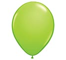 "11"" QUALATEX LIME GREEN LATEX"