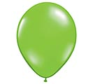 "11"" QUALATEX JEWEL LIME GREEN LATEX"