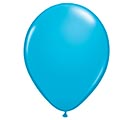 "11"" QUALATEX ROBINS EGG BLUE LATEX"