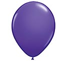 "11"" QUALATEX VIOLET LATEX"