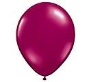"16"" QUALATEX SPARKLING BURGUNDY LATEX"