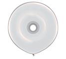 """16""""GEO DONUT DIAMOND CLEAR BALLOON"""