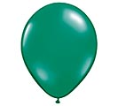 "11"" QUALATEX EMERALD GREEN LATEX"