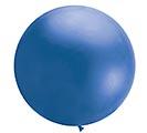 8' QUALATEX DARK BLUE CLOUDBUSTER LATEX