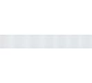 #3 WHITE SATIN ACETATE RIBBON
