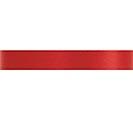 #3 RED SATIN ACETATE RIBBON