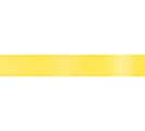 #3 YELLOW SATIN ACETATE RIBBON