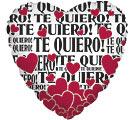 "17"" TE QUIERO LOVE"