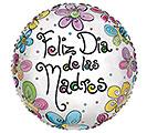"17"" SPANISH FELIZ DIA DE LAS MADRES"
