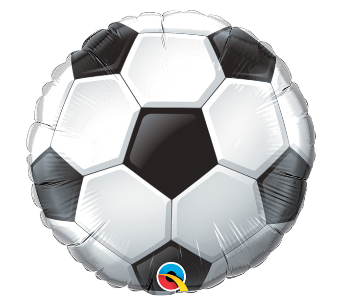 "18"" PACKAGED SOCCER BALL SHAPE"