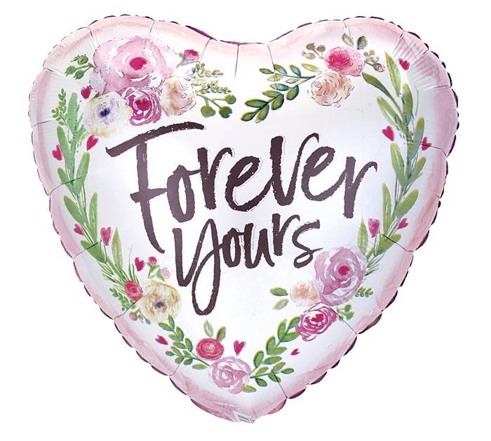"""17""""PKG FOREVER YOURS JUST LOVELY"""