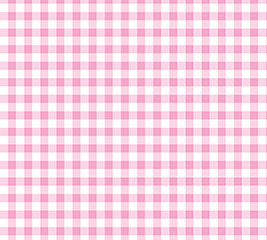 "24""X100' CELLO PINK COUNTRY GINGHAM"