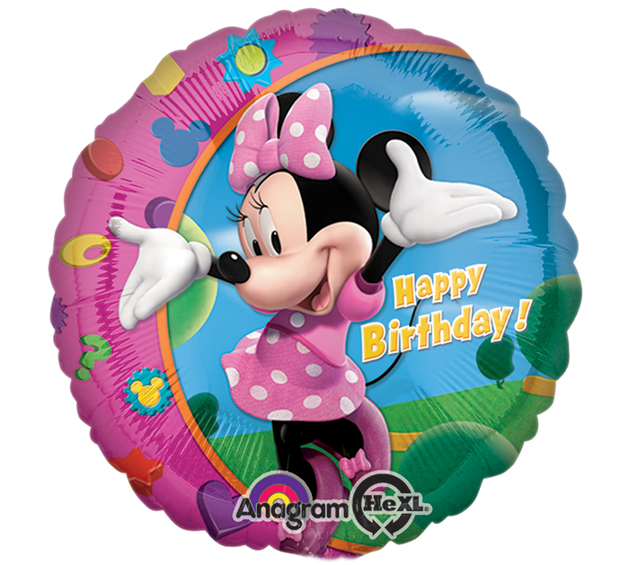 """17""""HBD MINNIE MOUSE"""