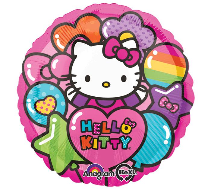 """17"""" CHA HELLO KITTY"""