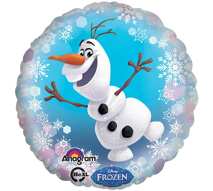 "17""CHA FROZEN OLAF"