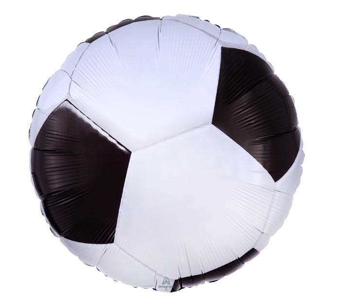 "17"" SOCCER BALL SHAPE"