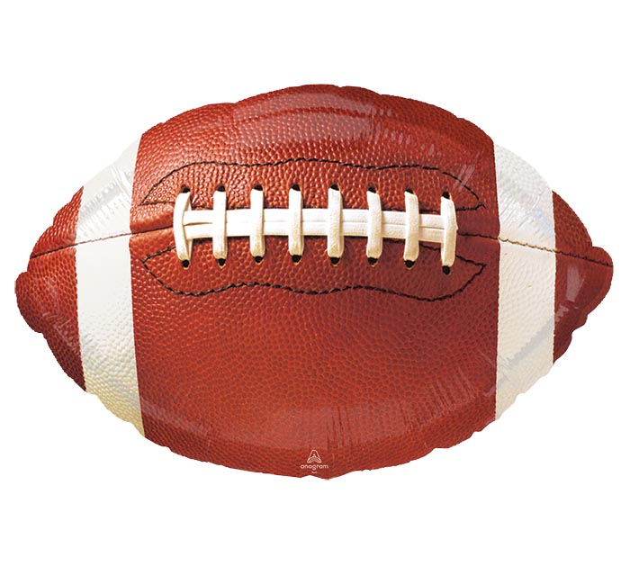 "18"" FOOTBALL SHAPE"