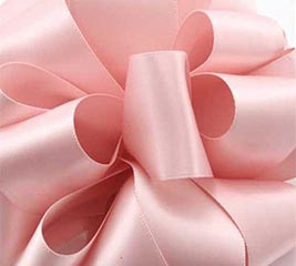 #9 PINK BLUSH SATIN RIBBON