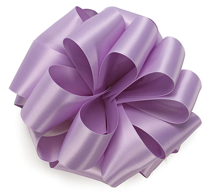 #9 LIGHT ORCHID DOUBLE FACE SATIN