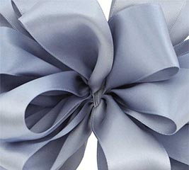 #9 DUSTY BLUE SATIN RIBBON