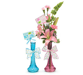 BOY/GIRL GLASS VASE UPGRADE KIT