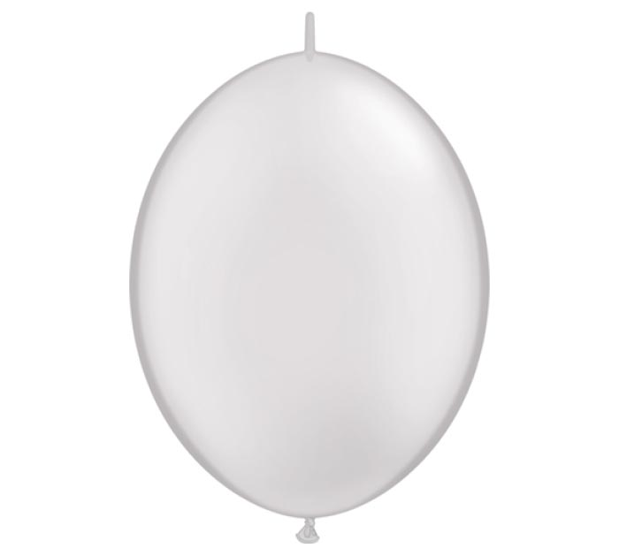 """6"""" PEARL WHITE QUICK LINK"""