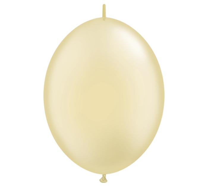 """6"""" PEARL IVORY QUICK LINK"""
