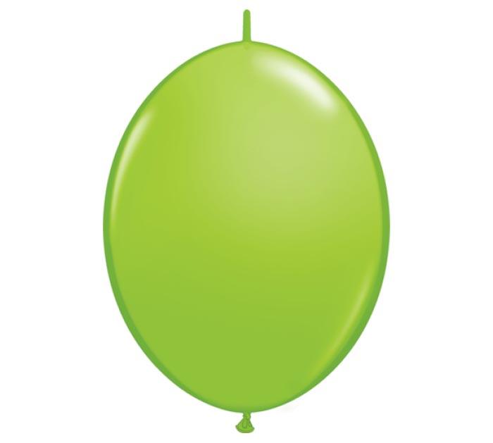 6'QUAL LIME GREEN QU