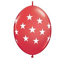 "12""QUAL RED BIG STAR"