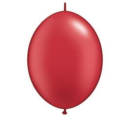"12""QUAL PRL RUBY RED"
