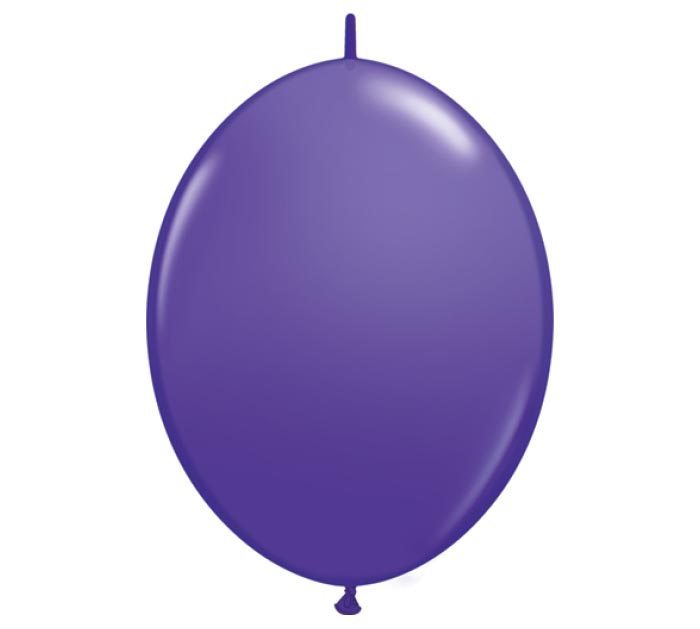 "12"" PURPLE VIOLET QUICK LINK"