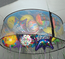 POP-UP BALLOON CORRL