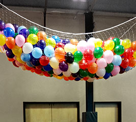 BALLOON NET 17'X14'
