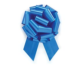 #40 ROYAL BLUE BOW