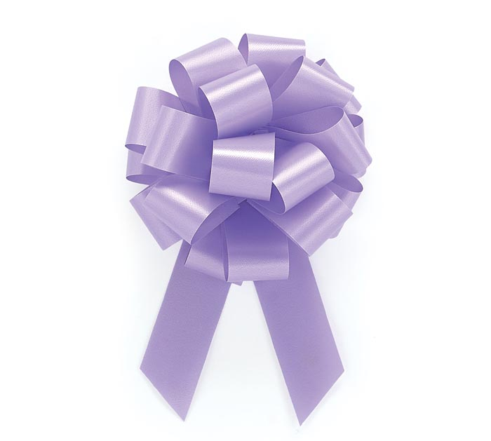 #5 LAVENDER PULL BOW