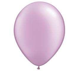 "5"" QUALATEX PEARL LAVENDER LATEX"