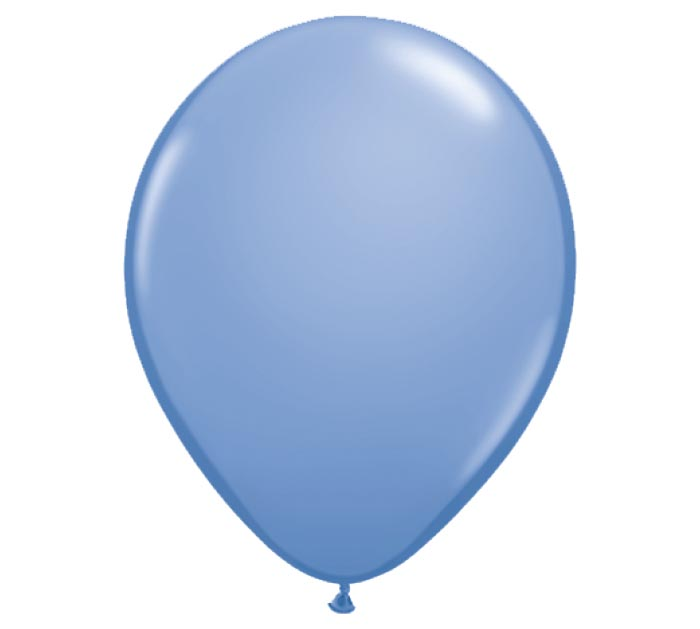 "5"" QUALATEX PERIWINKLE BLUE LATEX"