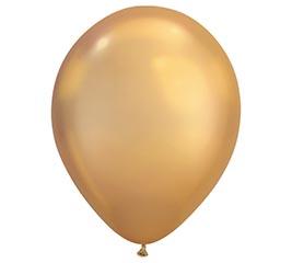 "7"" QUALATEX CHROME GOLD LATEX"