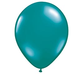 "16"" QUALATEX TEAL JEWEL LATEX"