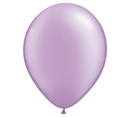 "16"" QUALATEX PEARL LAVENDER LATEX"